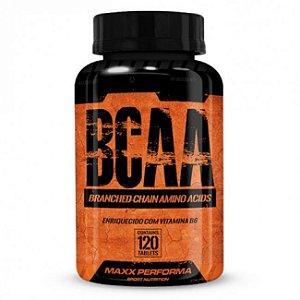 BCAA 650MG 120CAPS - MAXX PERFORMA