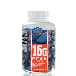 BCAA 1.6g RECOVERON 120 tabletes - BODY ACTION