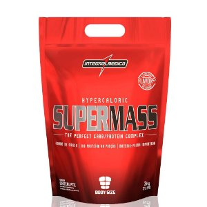 SUPER MASS 3kg - INTEGRALMÉDICA