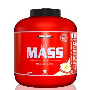 NUTRI MASS 15000  3kg  BODY SIZE- INTEGRALMÉDICA