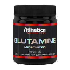 GLUTAMINE MICRONIZED 150g - ALTHETICA