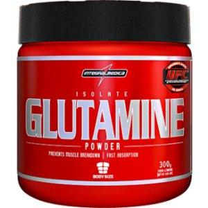 GLUTAMINE NATURAL 300g -INTEGRALMÉDICA