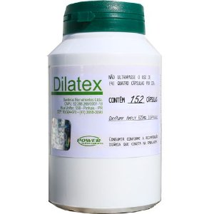 DILATEX 152caps - POWER SUPPLEMENTS