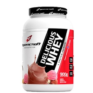 DELICIOUS WHEY 900GR - BODY ACTION