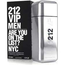 212 Vip Perfume Masculino Eau de Toilette Carolina Herrera