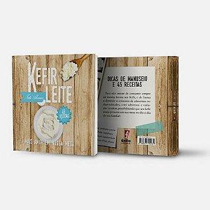 Livro de Receitas - Kefir de Leite (Não é R$ 0,01 - LEIA DESCRIÇÃO!)
