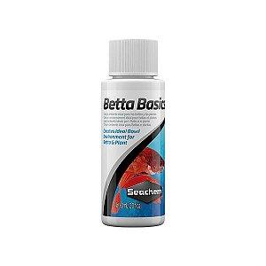 Condicionador de Água Seachem Betta Basics
