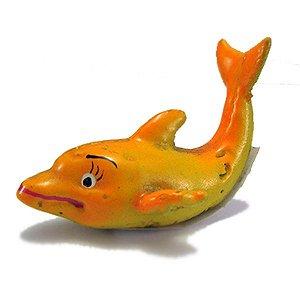 Enfeite de Aquário Aquaricenter Golfinho Pequeno
