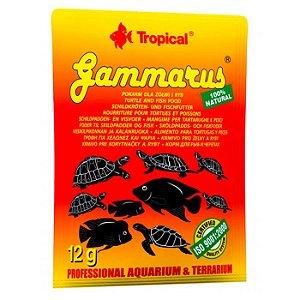 Ração Tropical Gammarus Sachê 12g