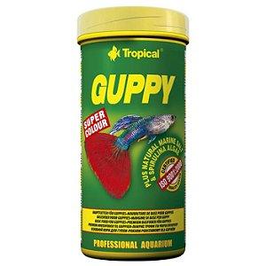 Ração Tropical Guppy 50g