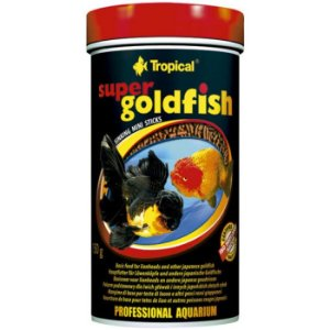 Ração Tropical Super Goldfish Mini Sticks 60g