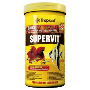 Ração Tropical Supervit Flakes 50g