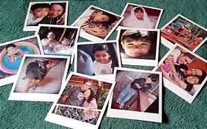 Revelação de Fotos em Estilo Polaroid - Frete Grátis