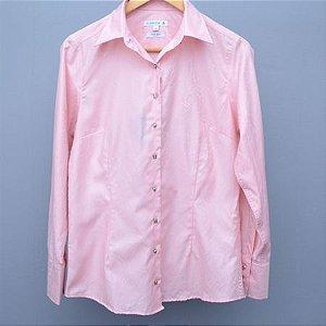 Camisa Feminina Dudalina Rosa - N 40