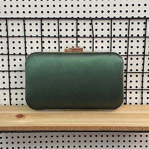 Bolsa Clutch Verde