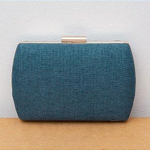 Bolsa Clutch Azul ref 18712