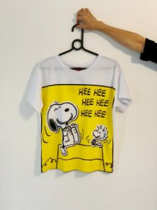 T-shirt Angel Peanuts Snoopy
