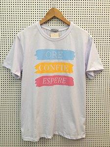 T-shirt Ore Confie Espere