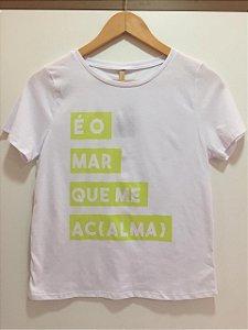 T-shirt Lunender Mar que me acalma