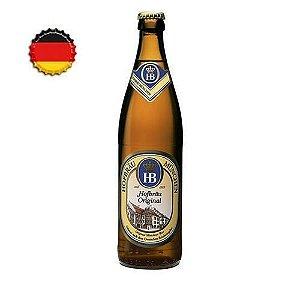 Cerveja Hofbräu München Original - 500ml (Val. 12/08//2016)