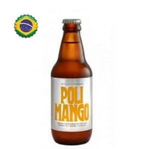 Cerveja Tupiniquim / Omnipollo Polimango - 310ml (Val. 30/12/2016)