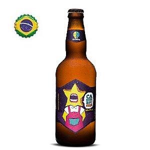 Cerveja 2Cabeças / Stillwater Caramba Saison - 500ml (09/11/2016)
