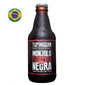 Cerveja Tupiniquim Monjolo Floresta Negra - 310ml (Val. 01/12/2018)