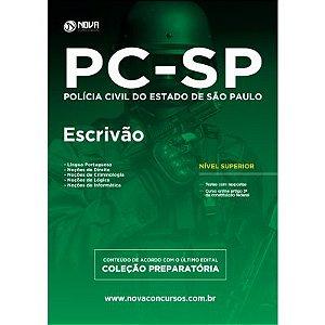 Apostila Preparatória Polícia Civil-SP