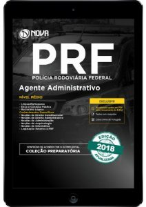 Apostila Digital PRF 2018 - Agente Administrativo