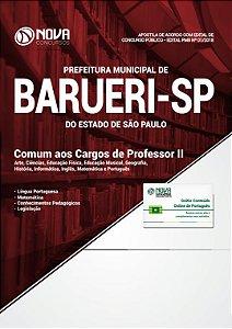 Apostila Concurso Barueri - Comum aos cargos de Professor