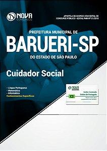 Apostila Concurso Barueri - Cuidador Social