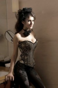 Corset Moon Night