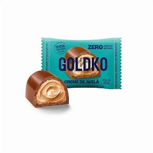 Bombom com Creme de Avelã (Zero Açúcar) 13,5g - GoldKo