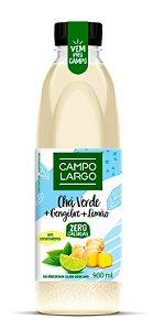 Chá Verde, Gengibre e Limão - 900 ml - Campo Largo