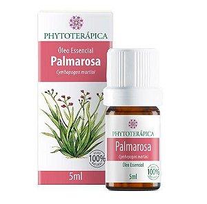 Óleo Essencial de Palmarosa - 5ml - Phytoterápica