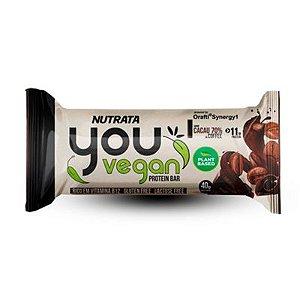 Barra de Proteína Vegana (Café) 40g - You Vegan
