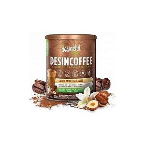 Desincoffee Sabor Baunilha e Avelã - 220g - Desinchá