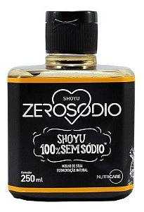 Shoyu Sem Sódio - 250g - Nutricare