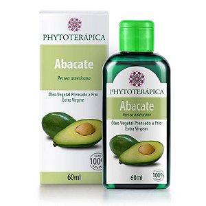 Óleo Vegetal de Abacate Extra Virgem - 60ml - Phytoterápica