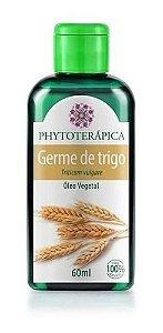 Óleo Vegetal de Germe de Trigo - 60ml - Phytoterápica