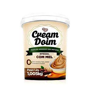 Pasta de Amendoim Com Mel - 1,005kg - Cream Doim