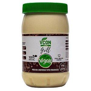 Maionese Vegana Grill - 250g - Vcon