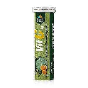 Própolis Verde + Vitamina C - 10 Comprimidos - Fauna & Flora