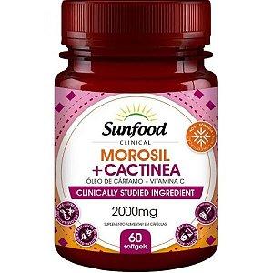 Morosil + Cactinea - 60 Cápsulas Softgels (2000mg) - Sunfood