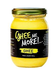 Manteiga Ghee Pura - 200g - Ghe Me More