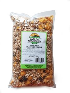 Granola s/ Açúcar - Grany - 500g