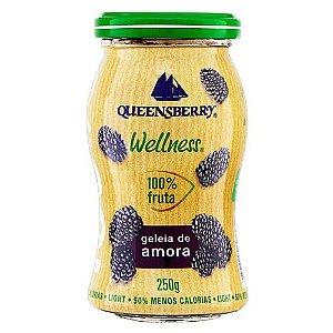 Geleia de Amora (Zero Açúcar) 250g - Queensberry