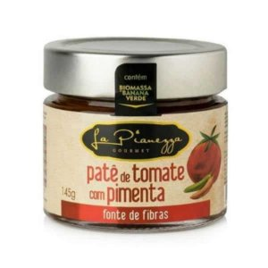 Patê de Tomate com Pimenta - 145g - La Pianezza