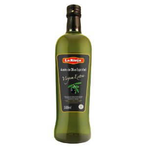 Azeite de Oliva Espanhol (Extra Virgem 0,5%) 500ml - La Rioja