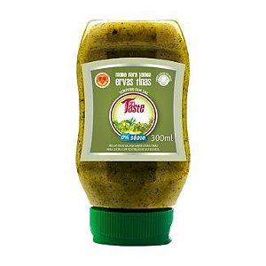 Molho para Salada (Ervas Finas) 300ml - Mrs. Taste
